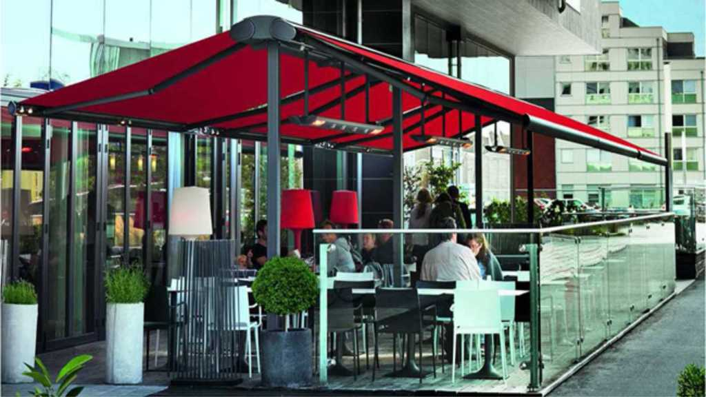 Terrasse Demontable Restaurant Cartier Love Online